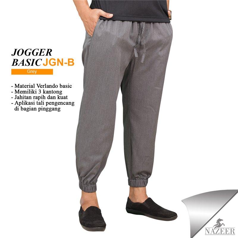 Jogger Basic JGNB Grey
