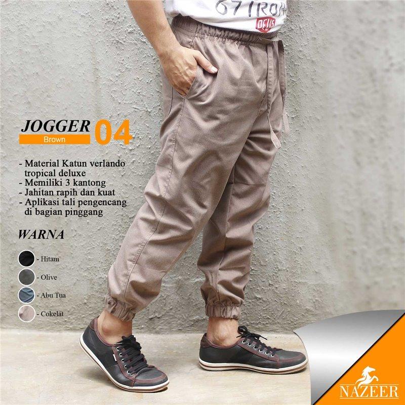Jogger JGN Brown