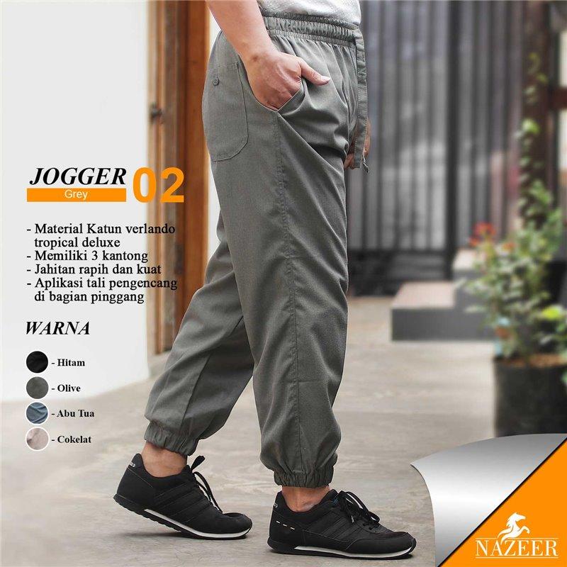 Jogger JGN Grey