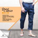 Sirwal Cargo CGN Denim